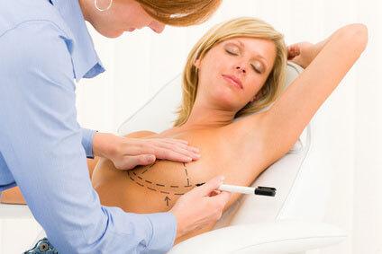 Operationsmethoden für eine Brustvergrößerung